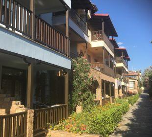 Außenansicht Anthemus Sea Beach Hotel & Spa