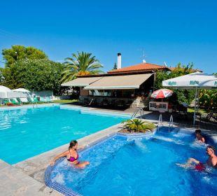Pool Hanioti Village Hotel