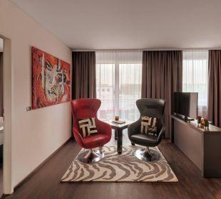 Grand Luxury Suite  Amedia Luxury Suites Graz