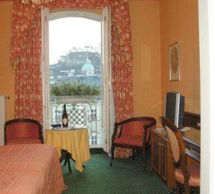 Zimmer Hotel Bristol Salzburg