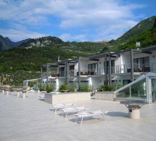 Außenansicht auf das Hotel & die Zimmer Hotel Agritur Acetaia Gourmet & Relax
