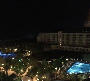 Ausblick Hotel Delphin Imperial