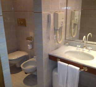 Badezimmer Hotel Divan Antalya Talya