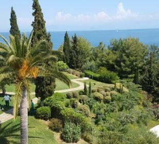 Ausblick MarBella Corfu Hotel