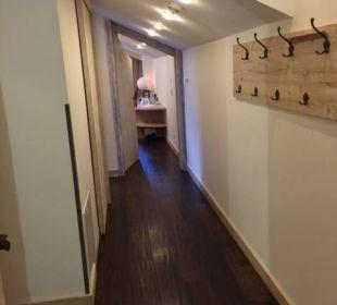 Kristall Suite Flur Leading Family Hotel & Resort Alpenrose