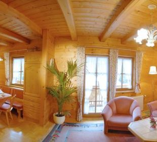 Besonders geeignet für Allergiker und Asthmatiker. Apartment Hotel Bio-Holzhaus Heimat