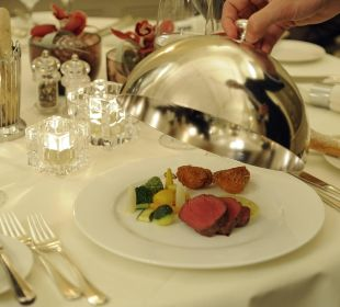 Dinner Hotel Schweizerhof Luzern