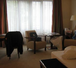 Executive Zimmer Sheraton Carlton Hotel Nürnberg