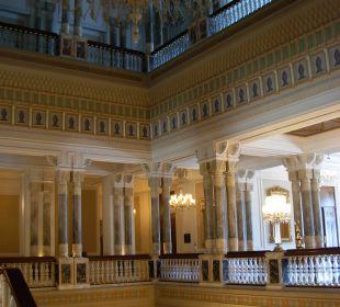 Historischer Teil des Hotels