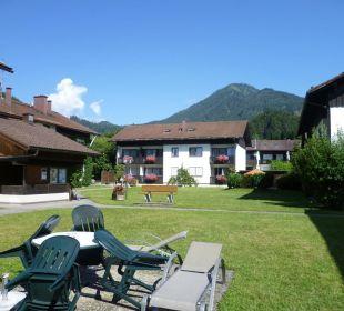 Innenbereich der Ferienwohnanlage Ferienwohnanlage Oberaudorf