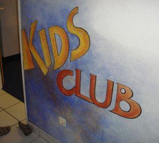Eingang zum Kinderkino Best Hotel Mindeltal
