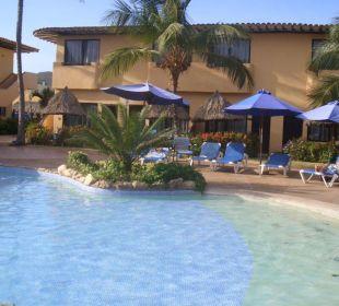Am Pool Hotel Pueblo Caribe