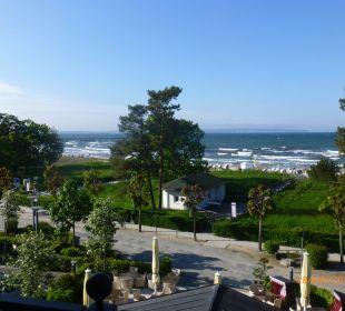 Blick zum Wasser Grand Hotel Binz by Private Palace Hotels & Resorts