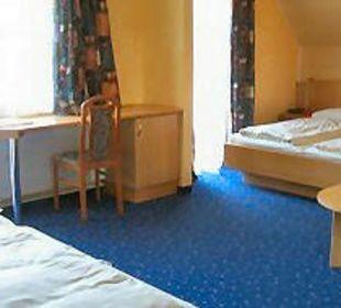 Familienzimmer Hotel Kärntnerhof