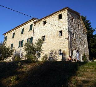 Außenansicht der Villa Apartments Borgo Belfiore