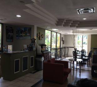 Lobby La Quinta Inn Orlando Universal Studios