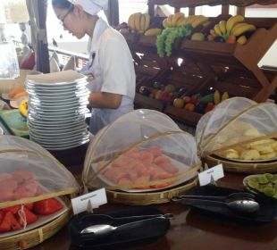 Immer frisches Obst Cape Panwa Hotel
