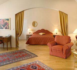 Deluxe Zimmer Hotel Schloss Dürnstein