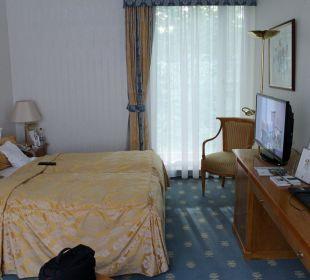 Bett Relais & Châteaux Hotel Bayrisches Haus