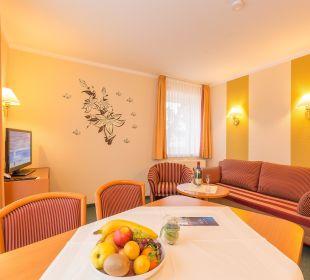 2-Raum-Appartement Aparthotel Villa Osada