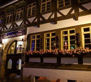 Außenansicht Hotel Travel Charme Gothisches Haus