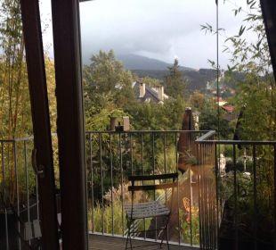Berg Isel - Blick Nala individuellhotel