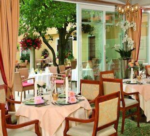 Wintergarten Kurhotel Zink