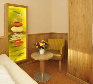 Standard-Einzelzimmer Hotel Gronauer Tannenhof