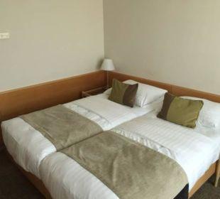 Doppelbett K+K Hotel Fenix