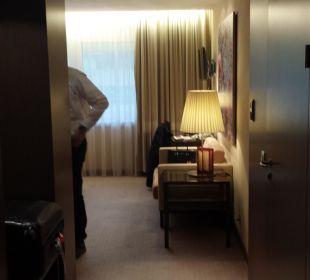 Blick von der Zimmertür Austria Trend Hotel Savoyen Vienna