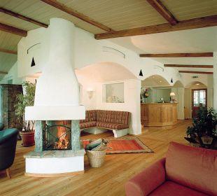 Wohnzimmer unserer Hotelgäste Strobl