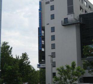 Hotel Außenaufnahme Vienna House Easy Berlin