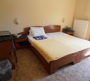 Gepflegtes Zimmer sehr sauber! Hotel Possidona Beach