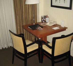 Schreibtisch Best Western Hotel Bayside Inn