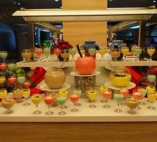 Ales perfekt in Restaurant Hotel Turunc
