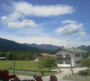 Vom Zimmer mit 18 qm Gästehaus Watzmannblick