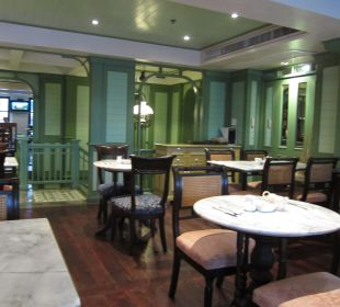 Frühstücksraum Hotel Siam Heritage