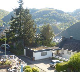 Ausblick Moselromantik Hotel Thul