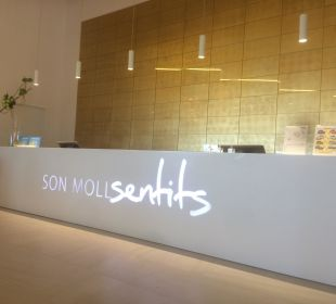 Empfang Son Moll Sentits Hotel & Spa - Adults Only