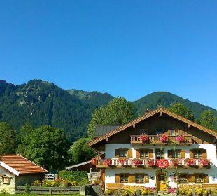 Streidlhof - so nah liegt das Gipfelglück! Ferienhof Streidl