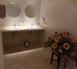 Sauna - Waschbereich Hotel Luz Del Mar