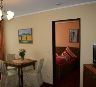 Comfort-Zimmer 38qm Gästehaus Albers