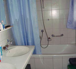 Bad im Appartement Typ 4 Apartment Brandau