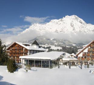 Winterurlaub am Krallerhof Hotel Krallerhof