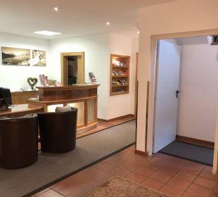 Lobby Hotel Glockenstuhl