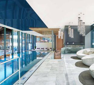 Panorama Indoor Pool Alpin Life Resort Lürzerhof