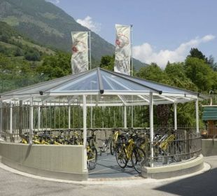 Fahrradverleih Hotel Feldhof