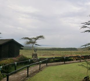 Lodge in unberührter Natur Hotel Lake Nakuru Lodge