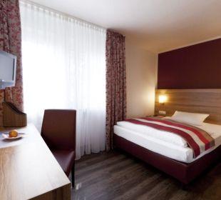 Komfort Einzelzimmer mit Kingsize Bett Adolph's Gasthaus