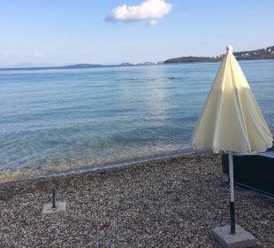 Strand vom Hotel Hotel Elea Beach